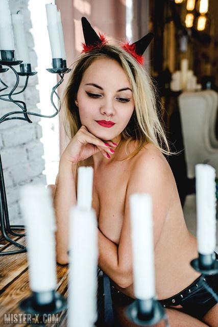 интимный массаж девушки